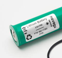 Quick and easy: battery status and battery replacement