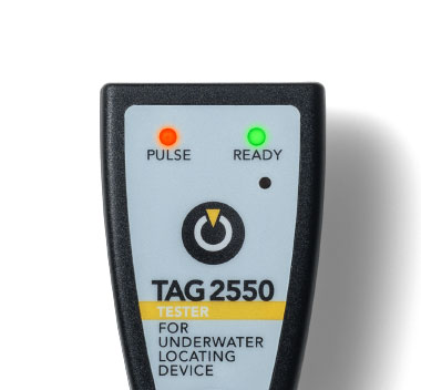 The TAG2550 is a smart and small battery-operated receiver designed to receive ultrasonic signals with a frequency between 25 and 50kHz.